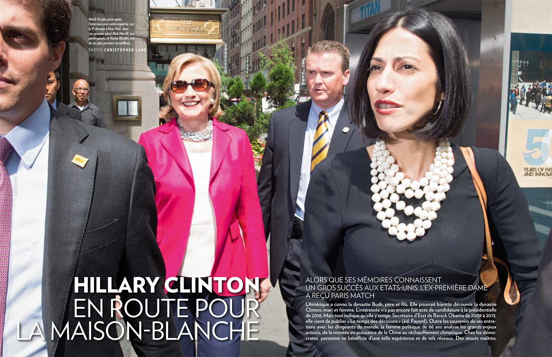 ChrisLane_Hillary-Clinton-Paris-Match